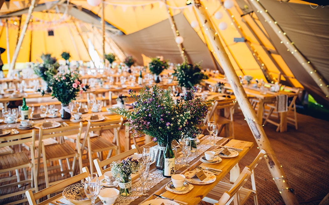 5 Best Tipi Hire Companies in the UK