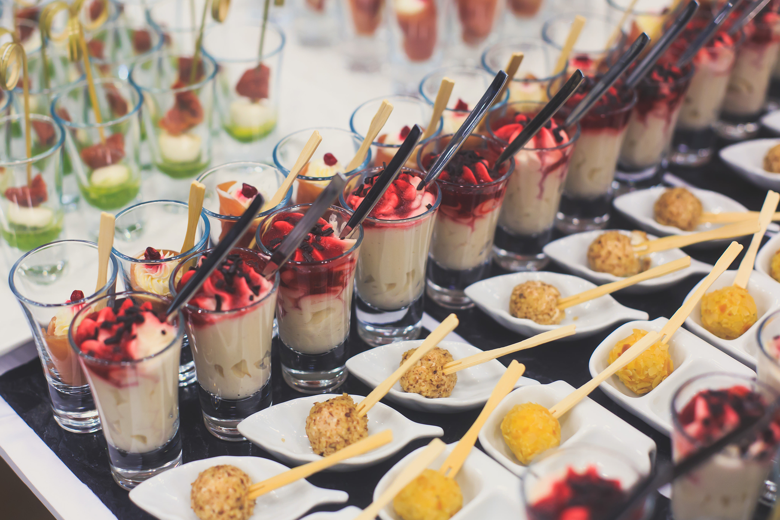 How Alternative Catering Can Transform Your Corporate Event