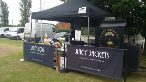 Ultimate Catering Combo package of Juicy Jackets and Juicy Hog
