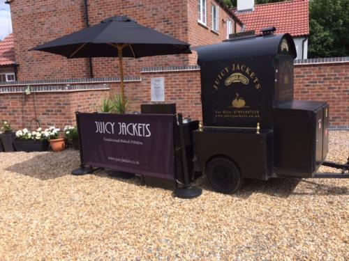 Party caterers in Leicestershire
